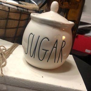 Small sugar canister Rae Dunn